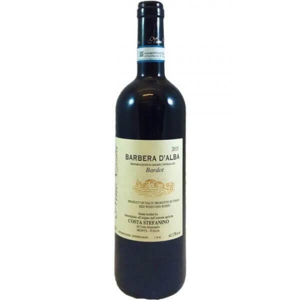 Rødvin-Nino-Costa-Barbera-Alba-Bardot