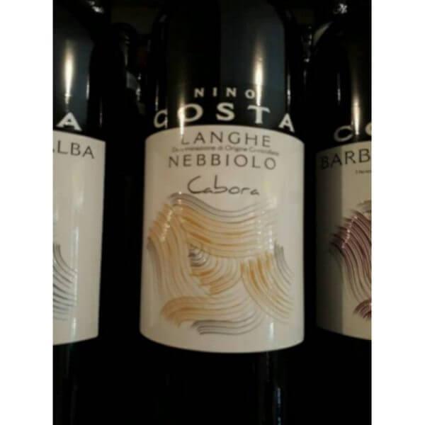Rødvin-Nino-Costa-Langhe-Nebbiolo-Cabora