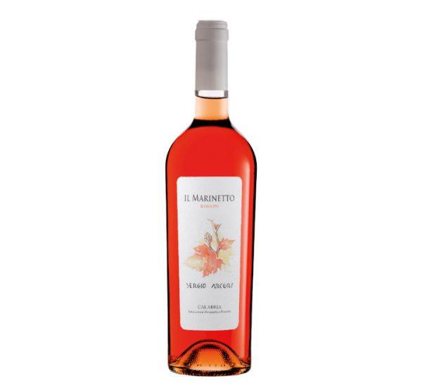 Rosé-Sergio-Arcuri-Calabria-Rosato-Il-Marinetto