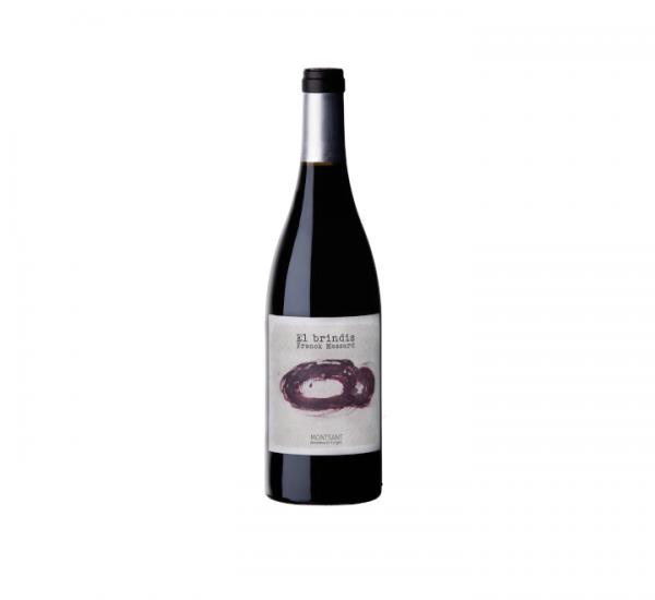 Rødvin-Franck-Massard-Montsant-El-Brindis