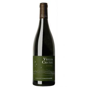 Rødvin-Franck-Massard-Montsant-Vinya-Cucut
