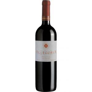 Rødvin-Pietraventosa-Gioia-del-Colle-Primitivo-Allegoria