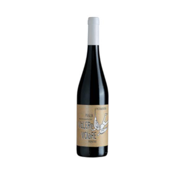Rødvin-Pietraventosa-Puglia-Primitivo-Volere-Volare
